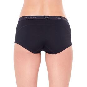 Icebreaker W's 200 Oasis Boy Shorts Black